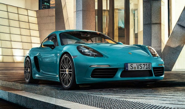 2017 Porsche 718 Cayman near Detroit