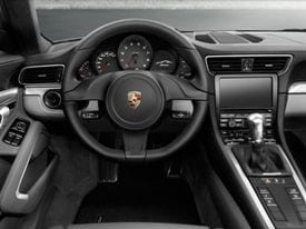2014 porsche 911 carrera interior