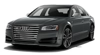 2017 Audi S8 plus near Detroit