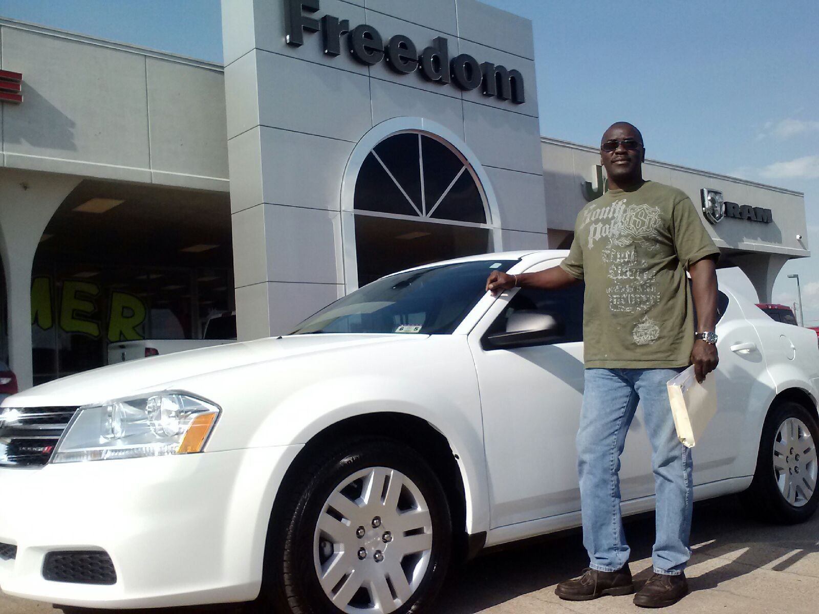 testimonials freedom dodge chrysler jeep ram dallas tx. Cars Review. Best American Auto & Cars Review