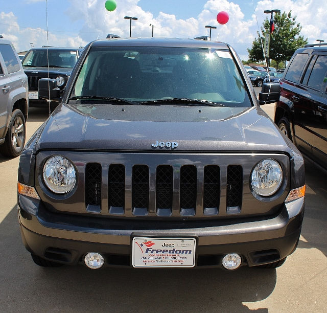 new 2016 jeep patriot for sale killeen tx stock 813124. Cars Review. Best American Auto & Cars Review