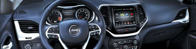 2014 jeep cherokee interior at freehold chrysler jeep in nj. Cars Review. Best American Auto & Cars Review