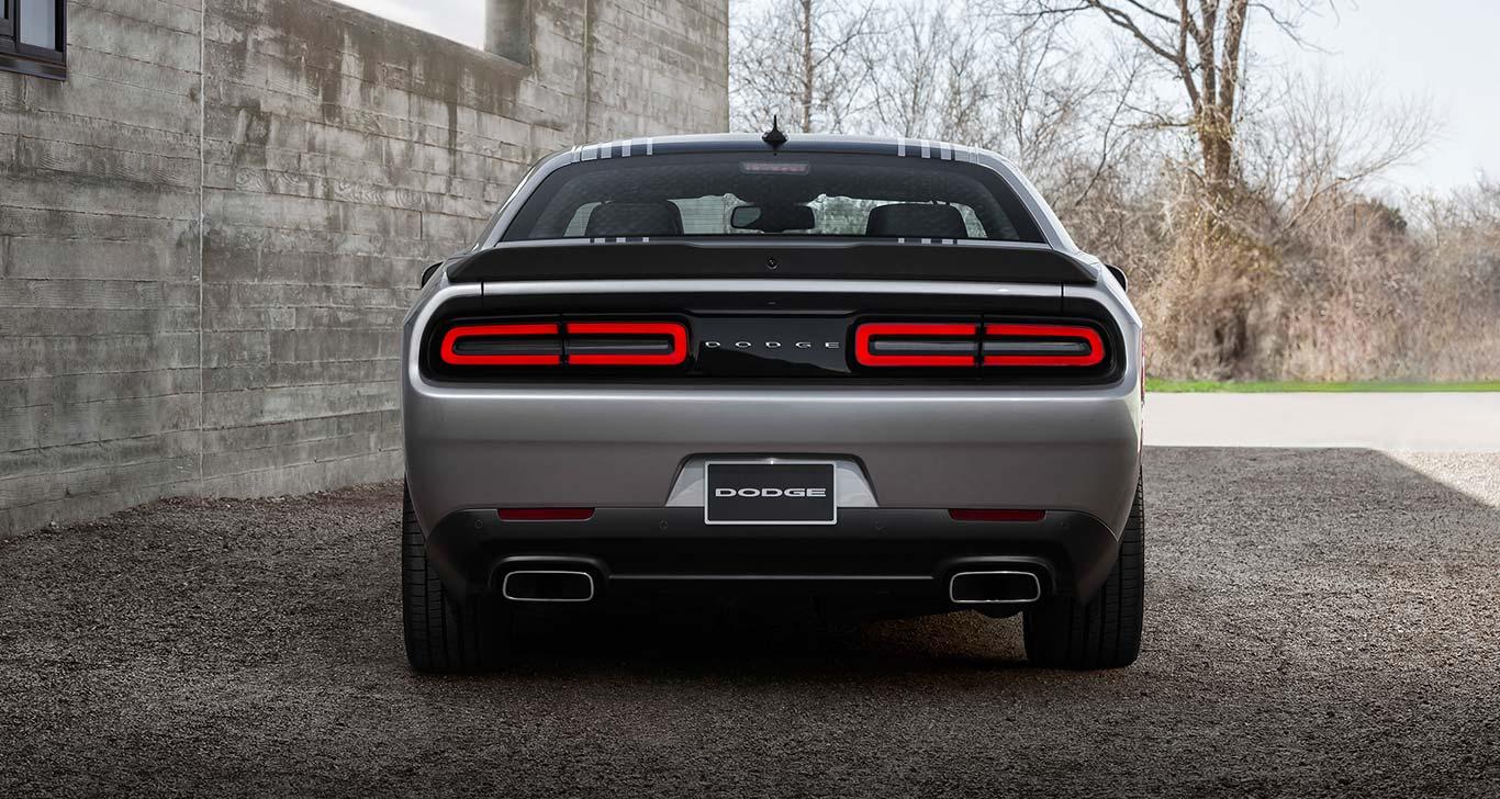safety - Dodge Challenger 2015 Exterior
