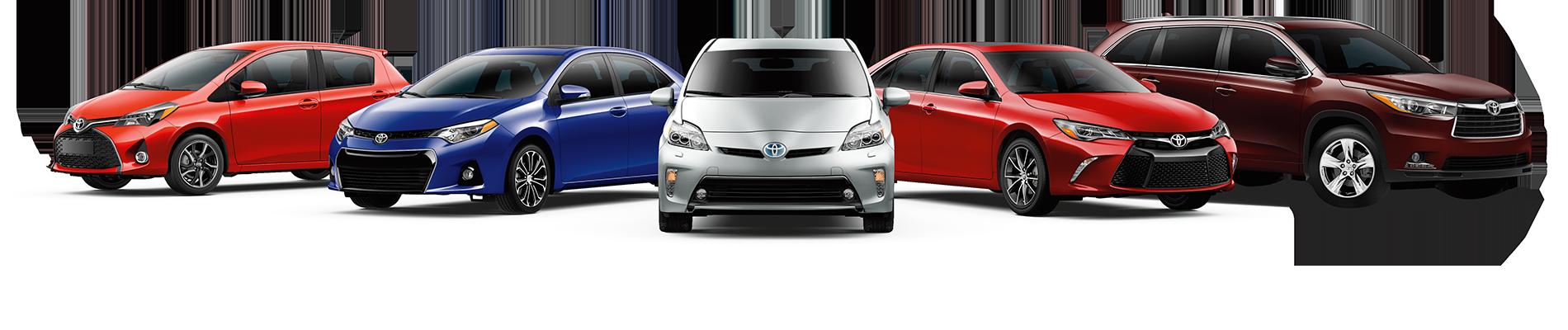 Toyota Rent A Car Santa Rosa Toyota Car Rental At