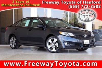 Used Toyota Camry dealer near Fresno CA