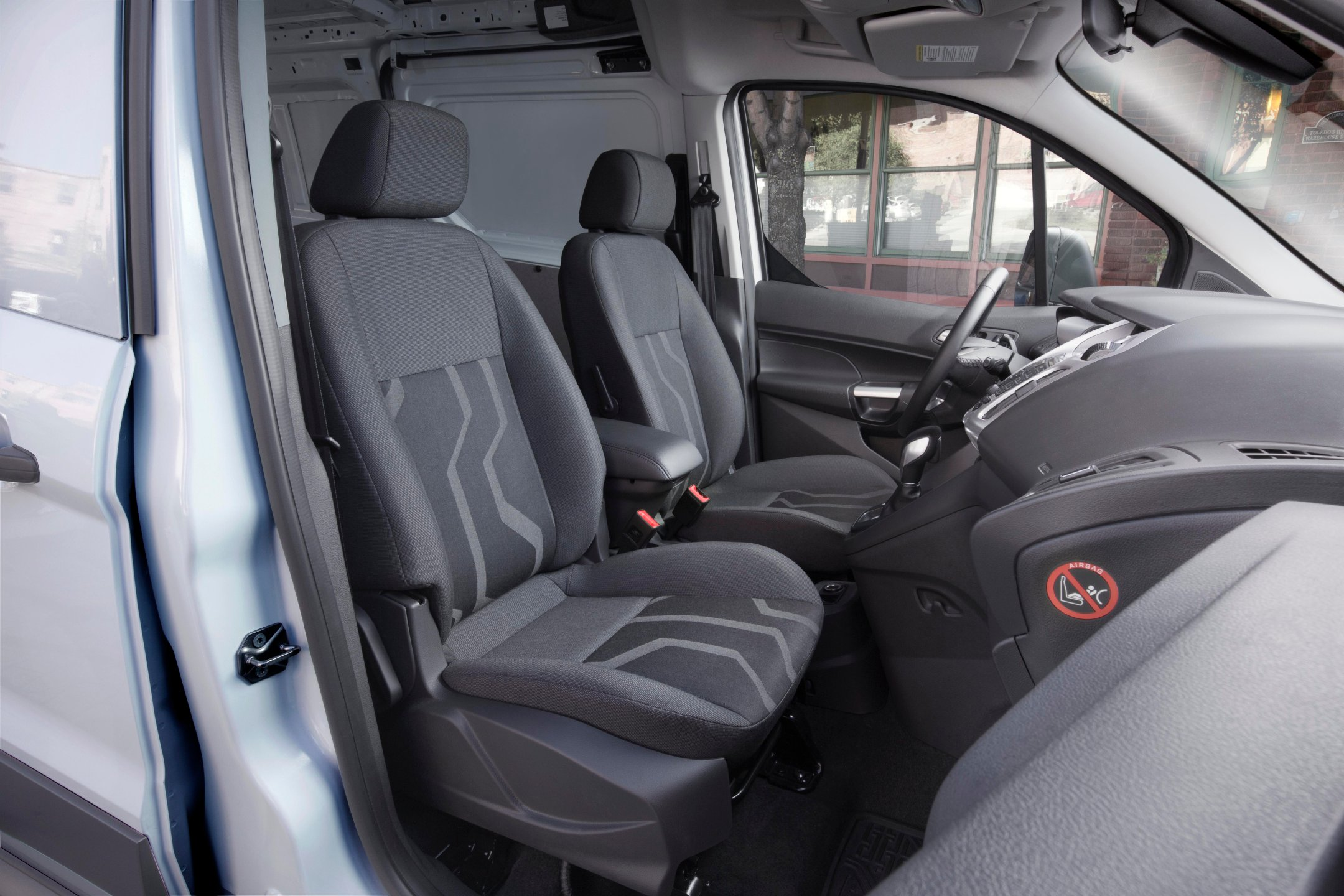 The Revamped 2017 Ford Transit Connect