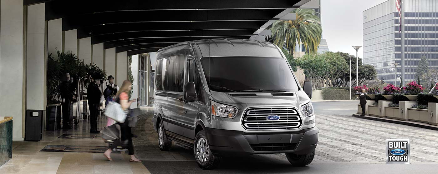 2016 Ford Commercial Transit Van In Lyons Il Freeway