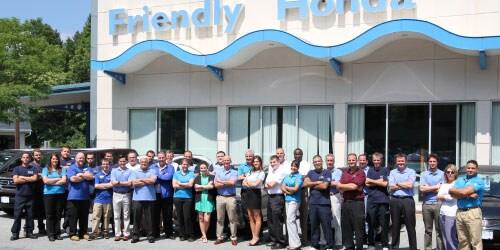 Friendly Honda | New Honda dealership in Poughkeepsie, NY ...