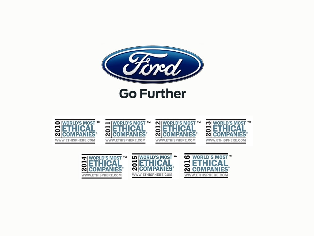 ford motor company code of ethics Perhaps this is a way for ford motor company total quality management to improve to a process such as six sigma that will involve everyone from the consumer to top management ford racing century: a photographic history of ford motorsports.