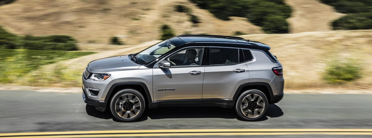 New Jeep Compass in Sussex, NJ