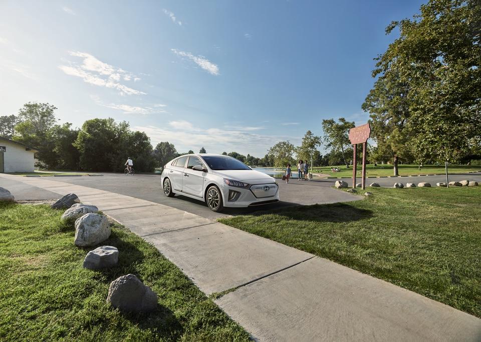 New Hyundai Ioniq EV