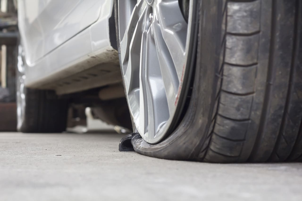Flat Tire Repair in Sussex, NJ