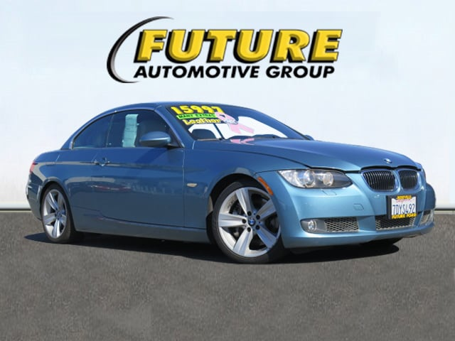 Bmw 335I Convertible >> Pre Owned 2007 Bmw 335i Convertible In Folsom P82529 Future