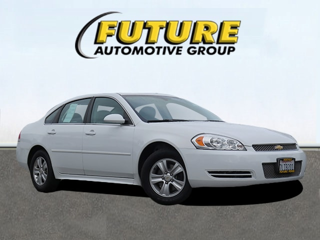 Pre-Owned 2014 Chevrolet Impala Limited LS Front-wheel Drive Sedan