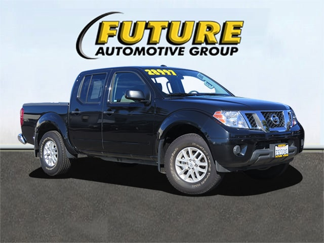 Pre-Owned 2016 Nissan Frontier