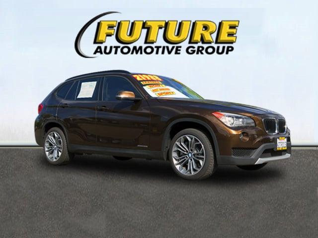 Pre-Owned 2013 BMW X1 xDrive35i All-wheel Drive SAV