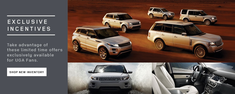 Land Rover Atlanta Offers And Discounts Exclusive Incentives For