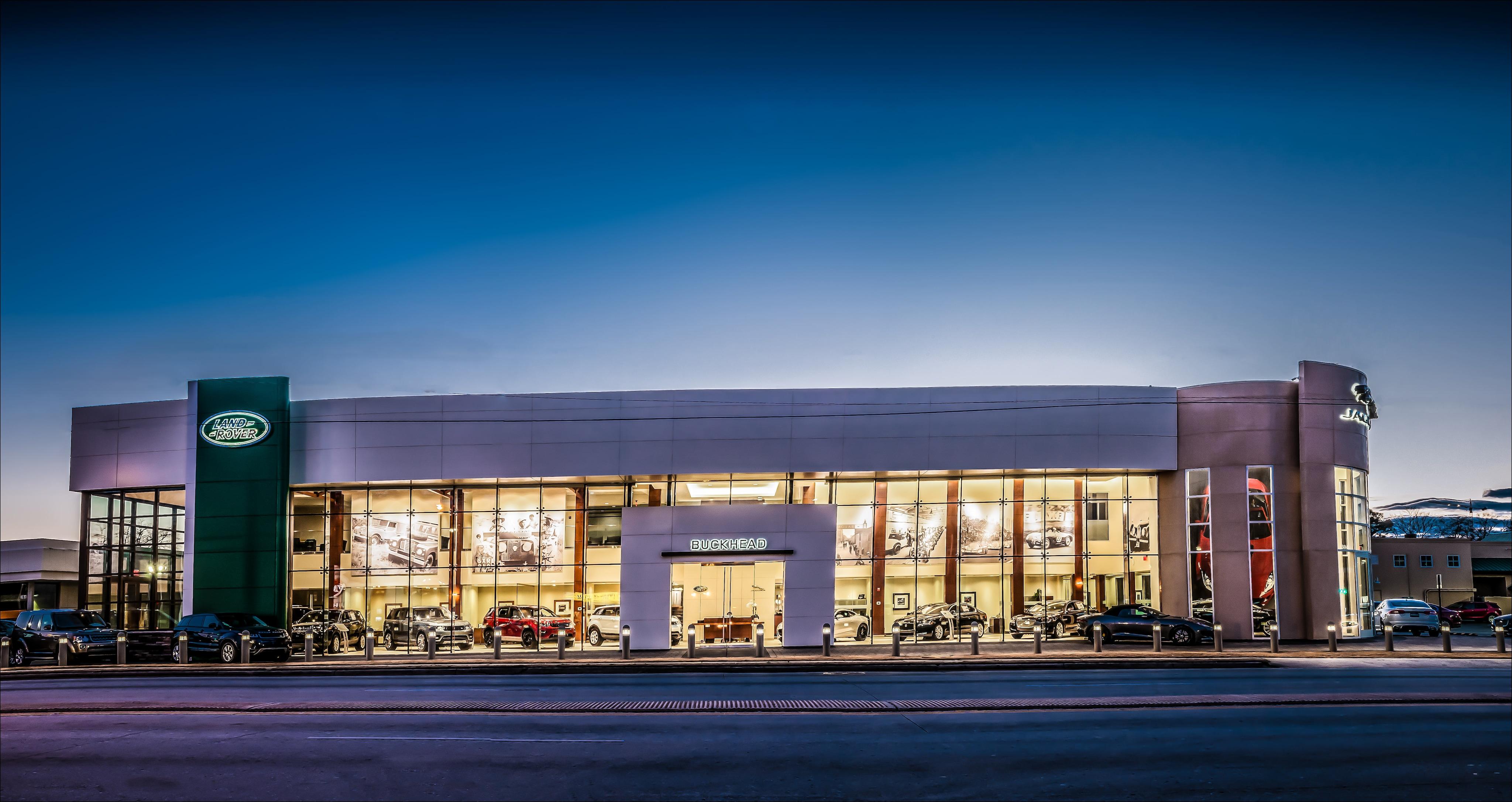 Land Rover Buckhead | New Land Rover dealership in Atlanta ...