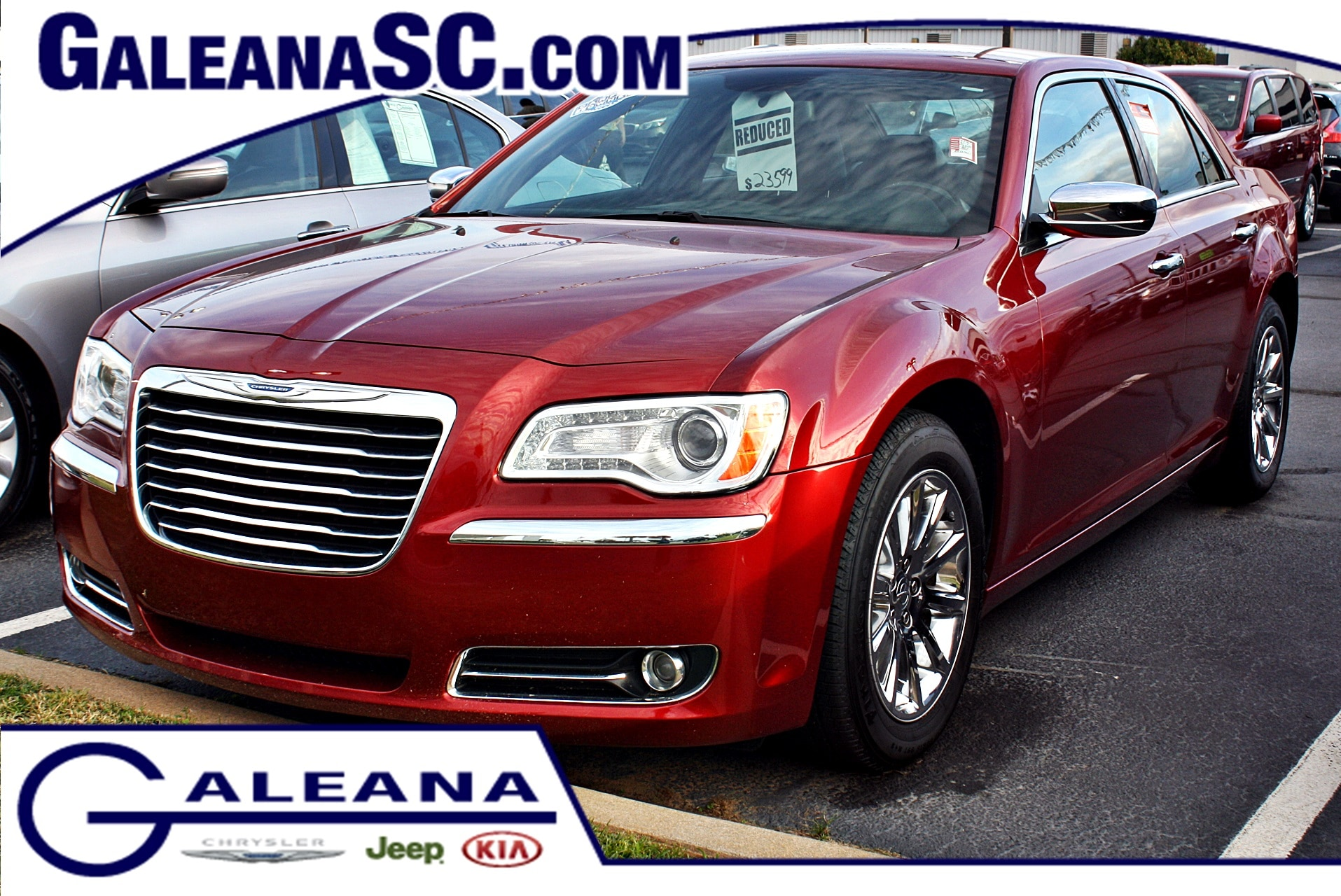 2014 Chrysler 300 C Sedan