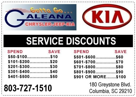 Galeana KIA Is Located At 14483 S Tamiami Trl Fort Myers, FL.