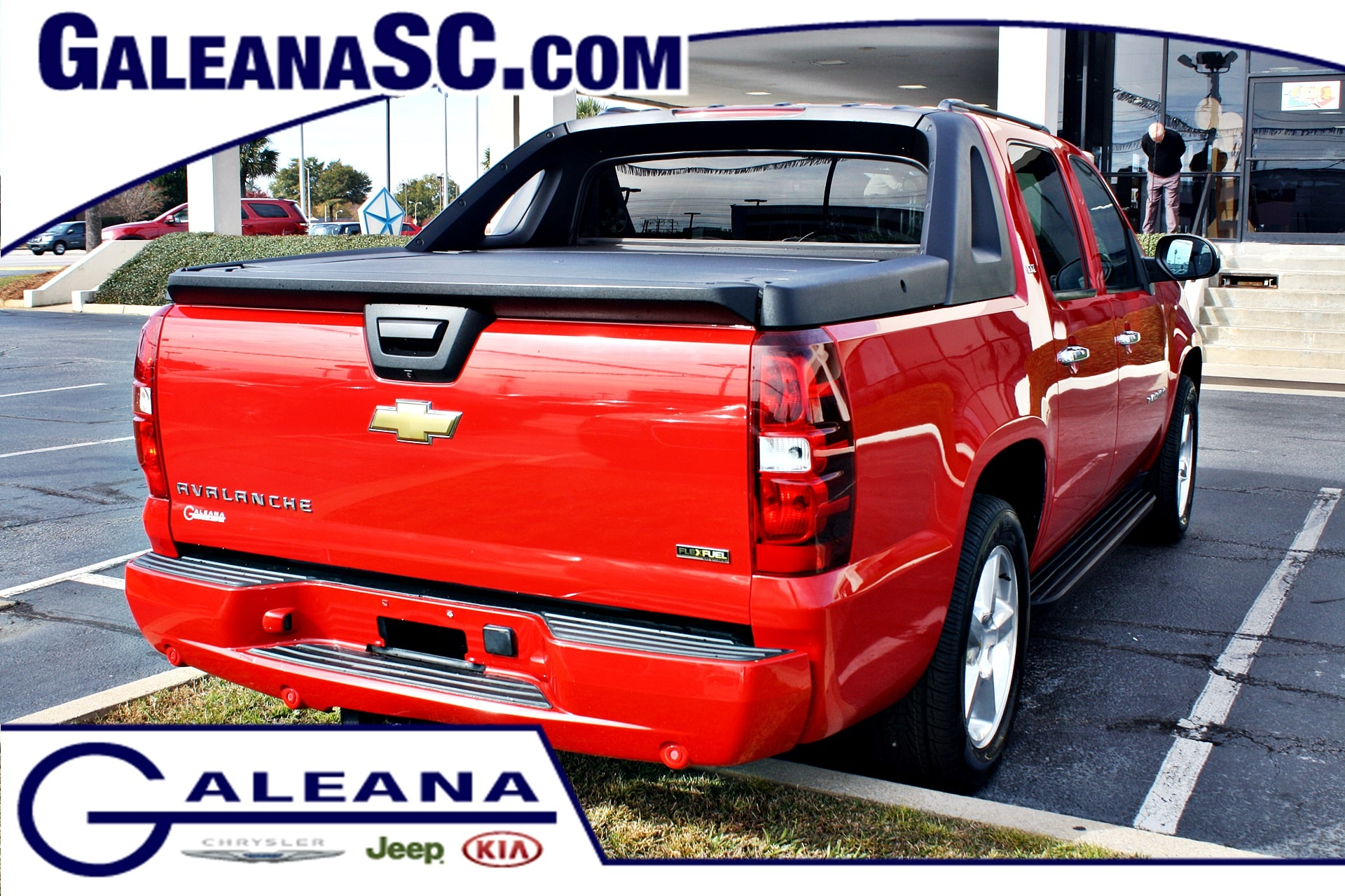 Used 2008 chevrolet avalanche ltz for sale in macomb mi
