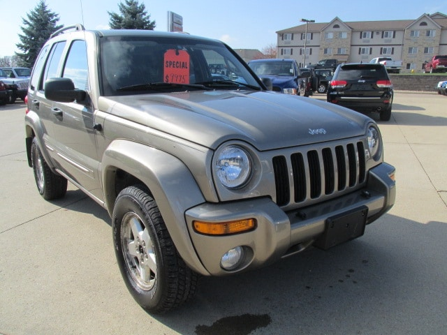 2004 Jeep Liberty Limited Limited WAGON