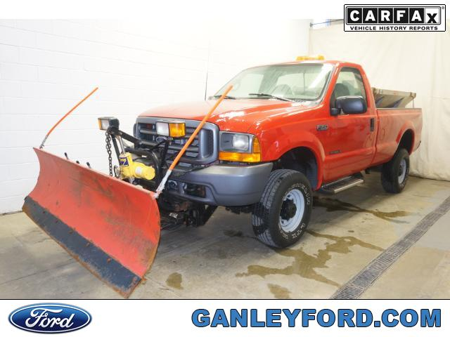 2000 Ford F-350 Truck Regular Cab