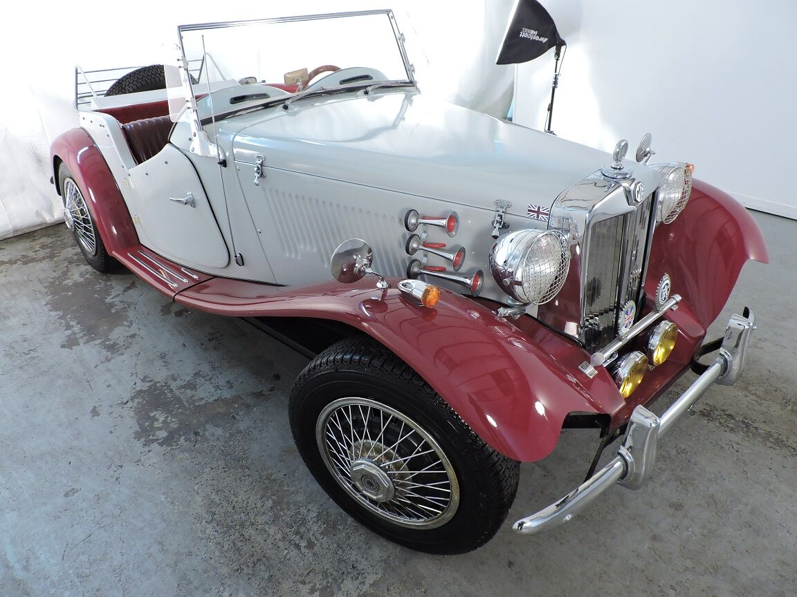 1984 MG Roadster Kit Car Coupe