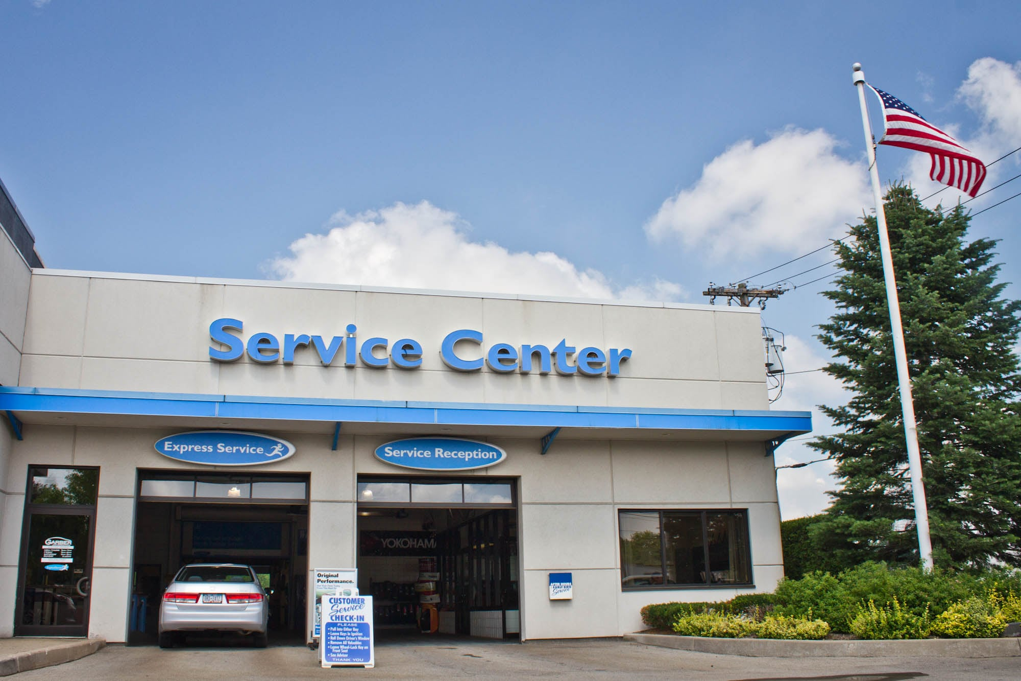 Schedule your honda service appointment garber honda for Honda dealers ny