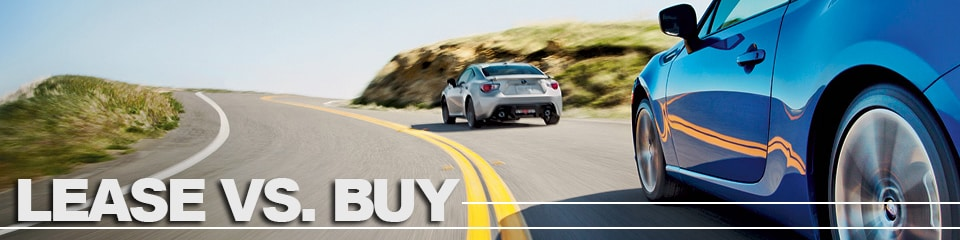 Benefits of Buying or Leasing a New Subaru