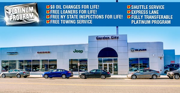garden city car dealerships