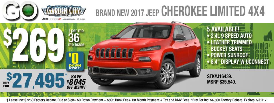 Garden City Jeep Chrysler Dodge Ram New Used Car