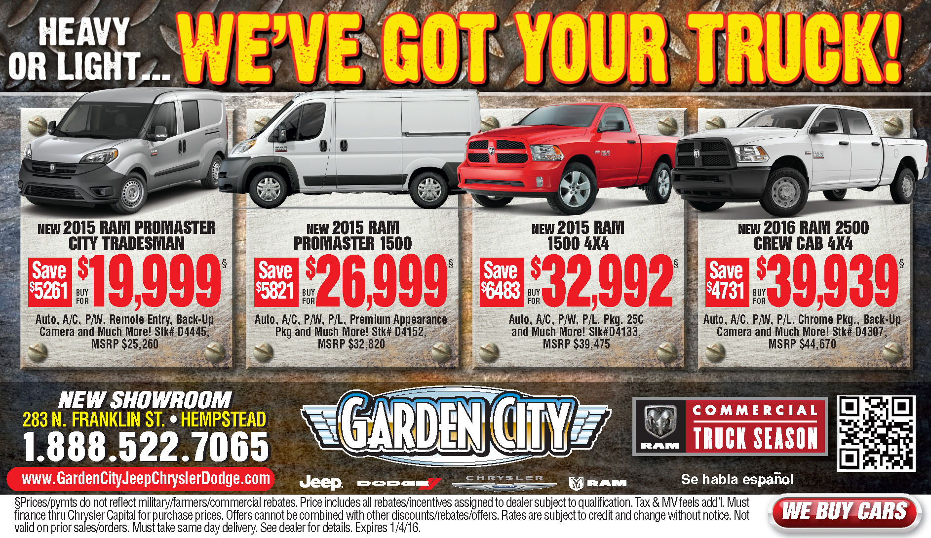 Garden City Chrysler