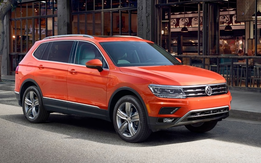 All New 2018 VW Tiguan