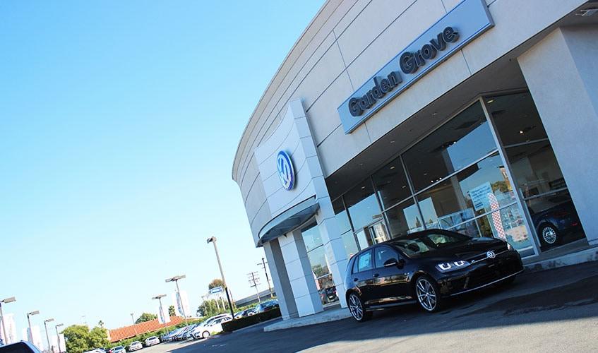 About Volkswagen of Garden Grove near Anaheim Irvine Santa Ana