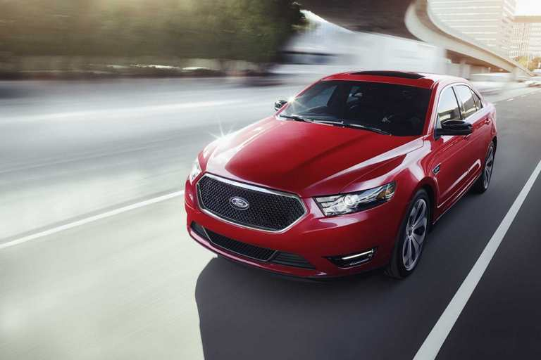 An Engine That Knows How To Vroom And An Exterior That Turns Heads The  Ford Taurus From A Kansas City Ford Dealership Should