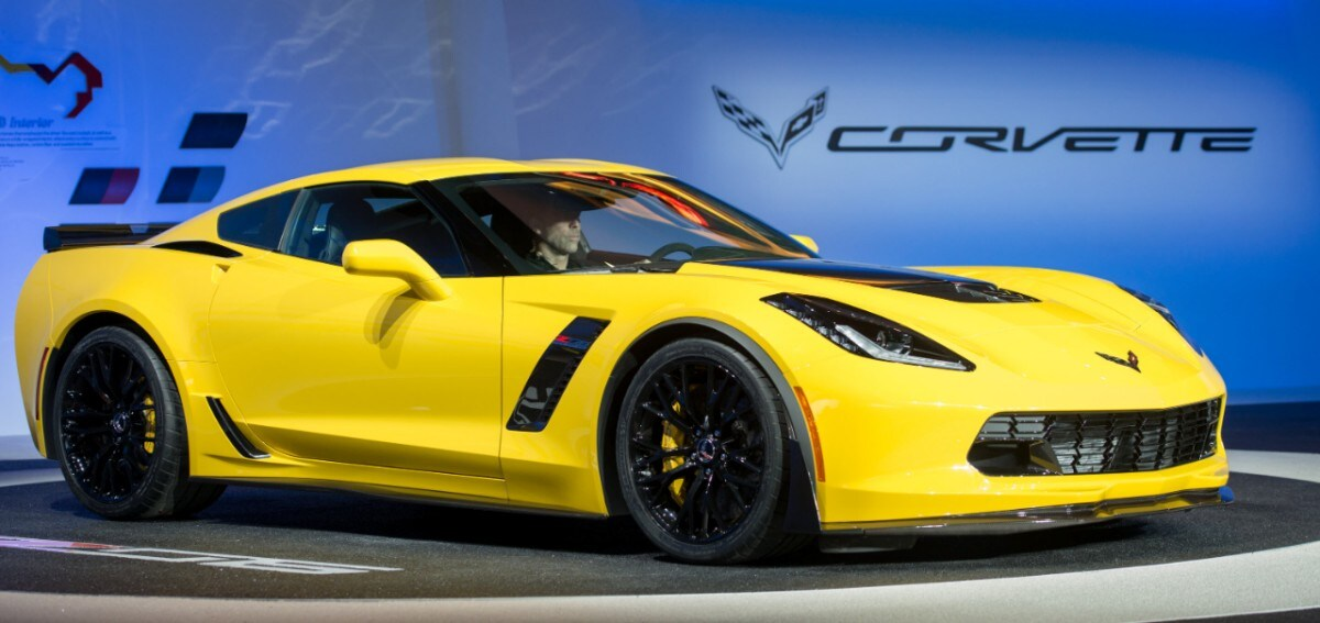 2015 Chevy Blazer Concept 2015 chevrolet corvette zo6