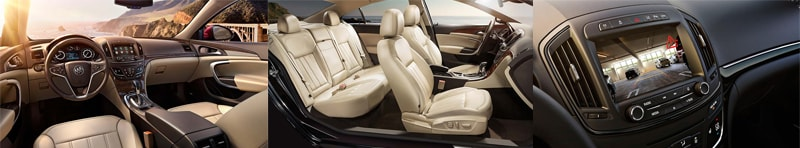2016 Buick Regal Interior Design | McHenry, IL