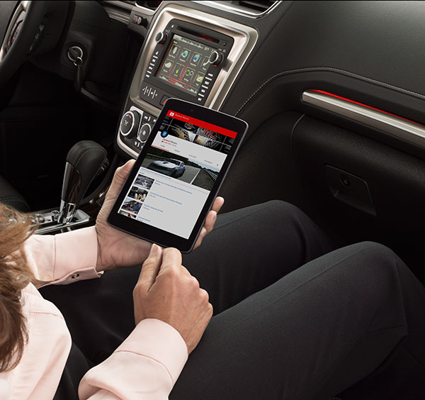 New 2016 GMC Acadia Technology Features | McHenry, IL