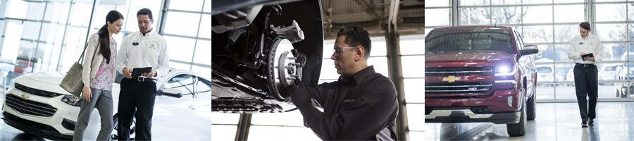 Chevrolet Certified Service and Repairs | McHenry, IL