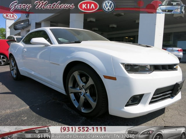 used 2014 Chevrolet Camaro SS w/2SS Coupe Clarksville