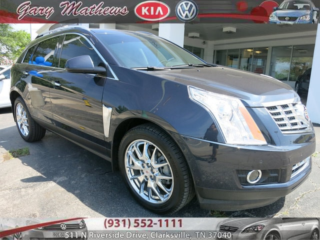 used 2015 CADILLAC SRX Performance Collection SUV Clarksville
