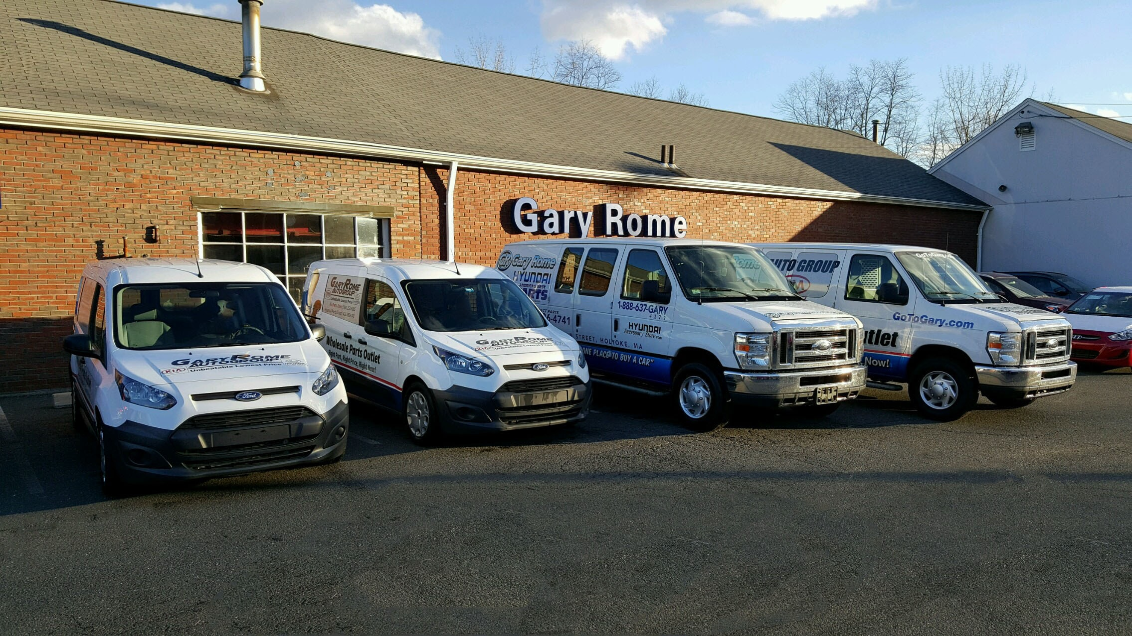 Gary Rome Hyundai New Hyundai Dealership In Holyoke Ma ...