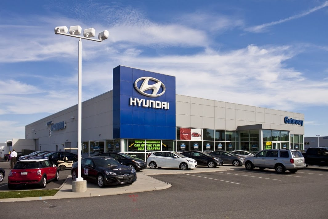 Richmond Hyundai Dealer
