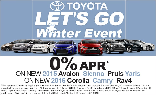 Gault Toyota 607 748 1421 New Toyota Dealership In