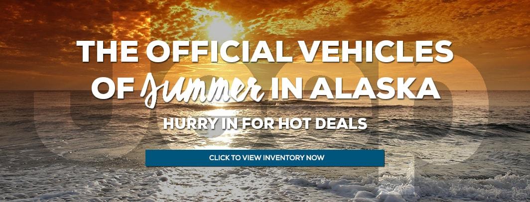 Car Dealerships Near Anchorage Ak