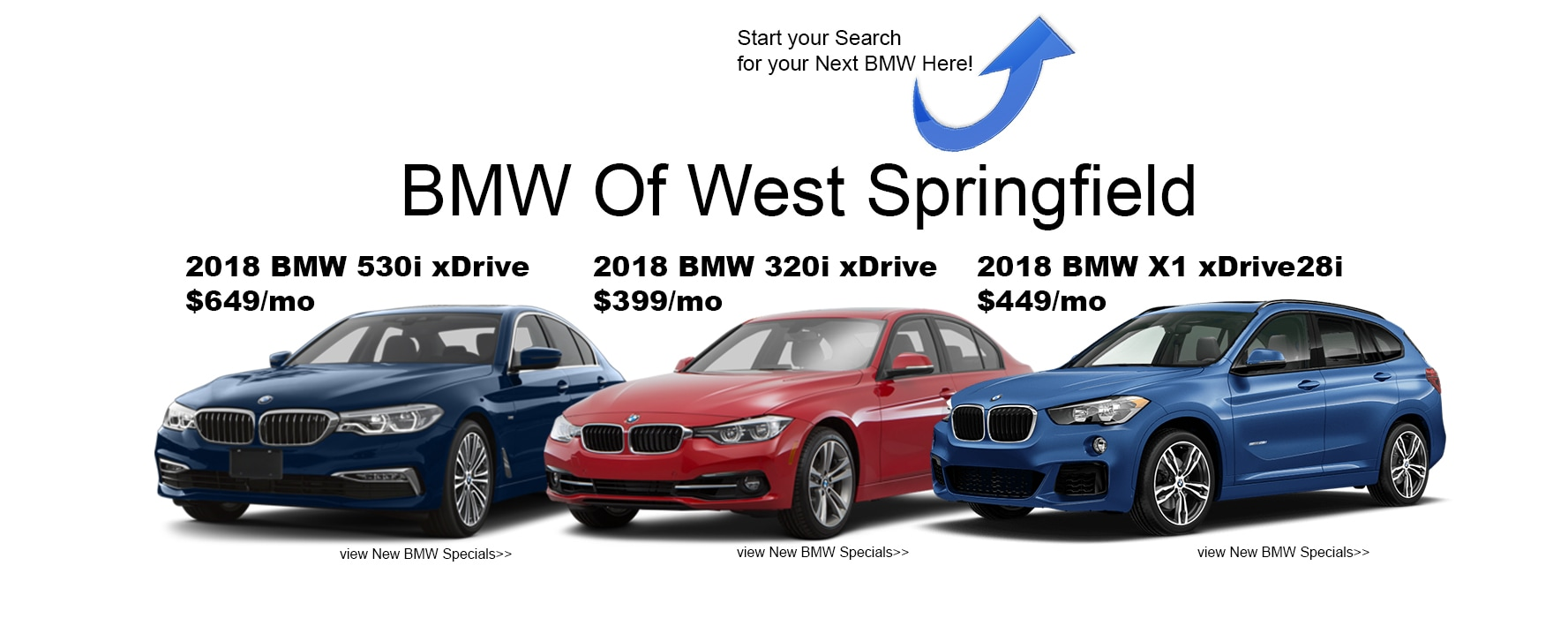 bmw of west springfield vehicles for sale in west. Black Bedroom Furniture Sets. Home Design Ideas
