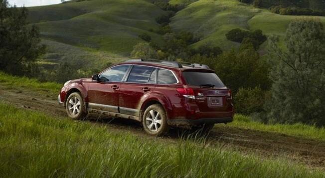 Ford edge vs subaru forester usado