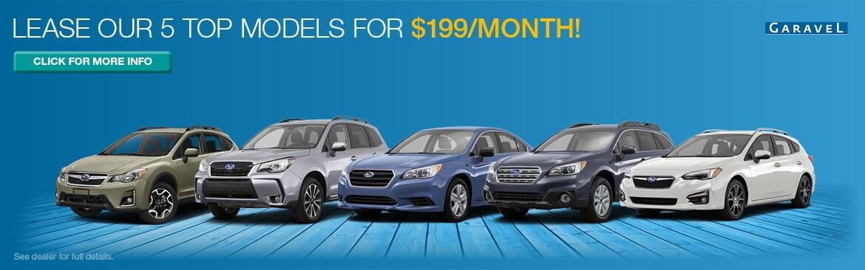 New Subaru & Used Car Dealer Norwalk | Garavel Subaru near ...