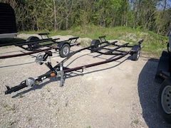 2013 Bear Trailers ABV 70-17 POWDER COATED